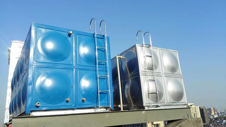 杭州不锈钢水箱在选材上的一些内容和设计的合理性